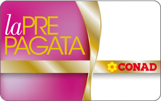 Gift Card Conad Carta Regalo