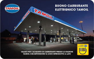 Gift Card Tamoil Buono Carburante