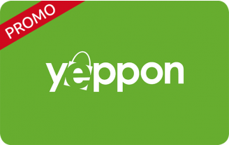 Gift Card Yeppon Carta Regalo