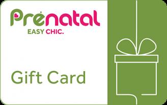 Gift Card Prenatal Carta Regalo
