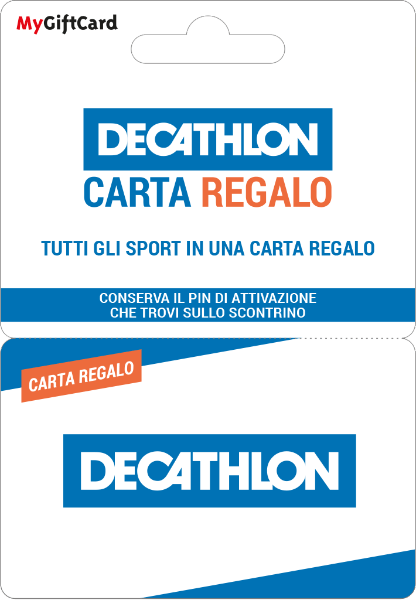 BUONO DECATHLON SCARICARE