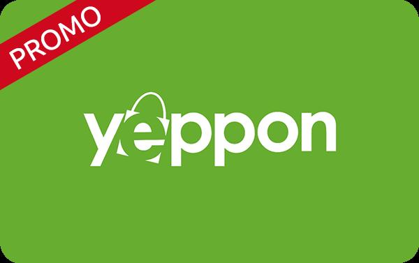 Gift Card Yeppon