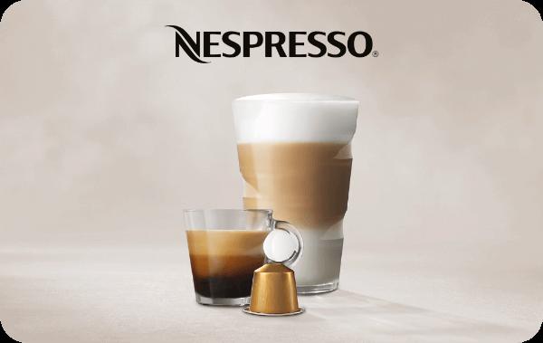 Gift Card Nespresso
