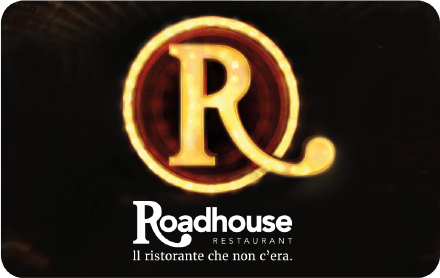 Gift Card Roadhouse