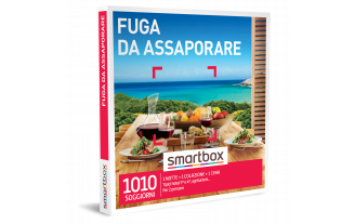 Smartbox e-box Fuga da Assaporare €89,90