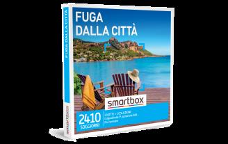Smartbox e-box Fuga dalla Città  €59,90