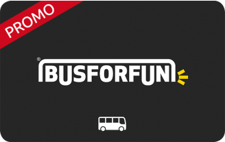 Gift Card Busforfun Carta Regalo