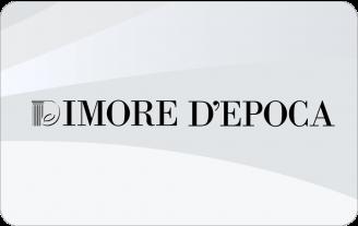 Gift Card Dimore d'Epoca Carta Regalo
