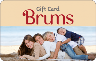 Gift Card Brums Carta Regalo