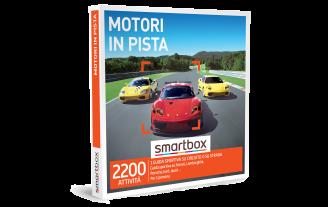 Smartbox e-box Motori in Pista  €49,90