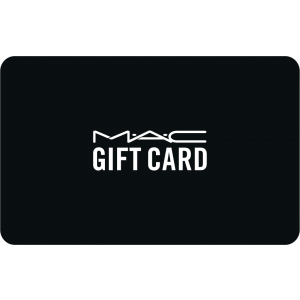 Gift Card Mac Cosmetics Carta Regalo